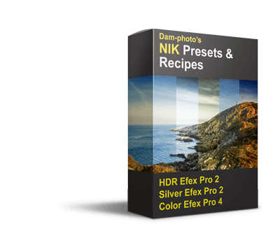 Nik Collection Presets & Recipes Package