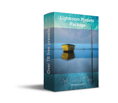 Free Lightroom Presets Package