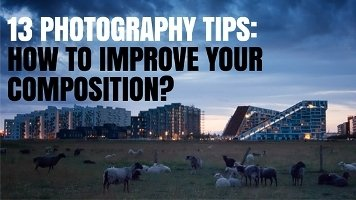 photography tips to composition