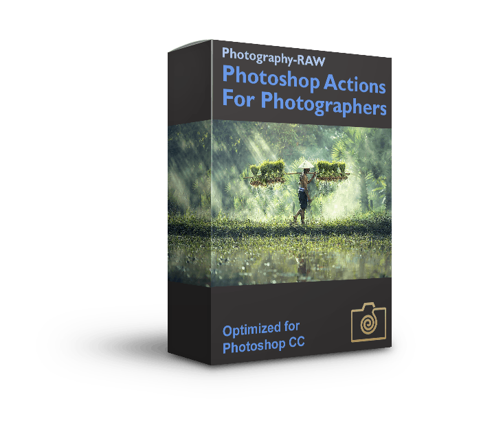 38 Powerful Photoshop Actions for Photographers + 8 Bonus PS Actions