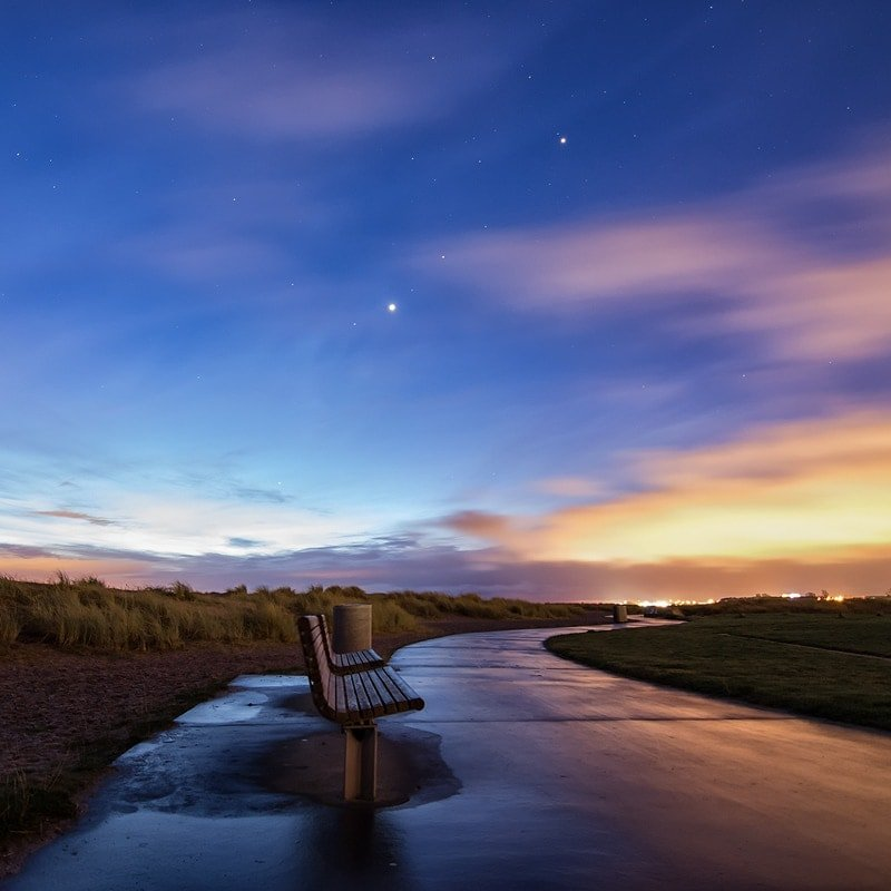 civil twilight offers great opportunities for landscape photographers