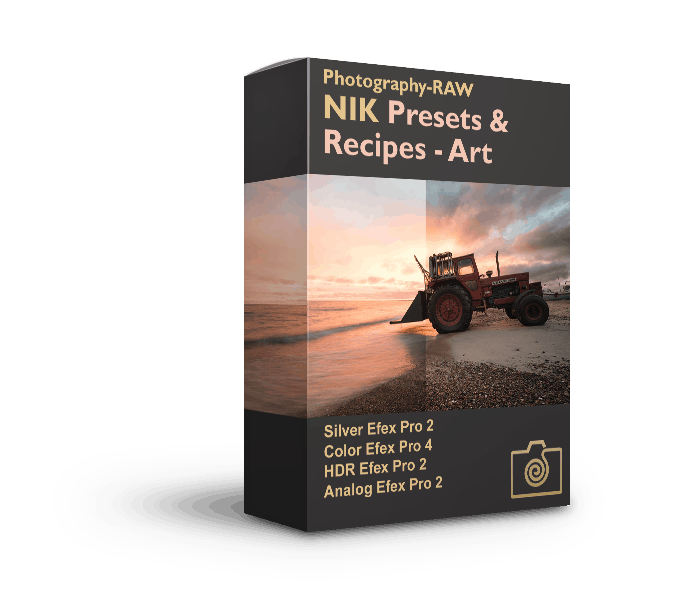 Nik Collection Presets and Recipes – Art Package