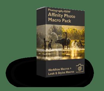 Affinity Photo Macro Pack