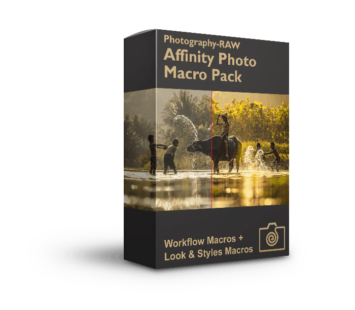 Affinity Photo Macros for Photographers