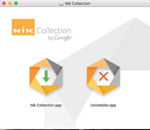 Nik Collection Installation