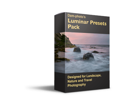 Luminar Landscape & Nature Presets Pack