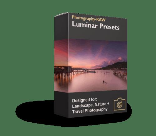 Luminar Preset Package