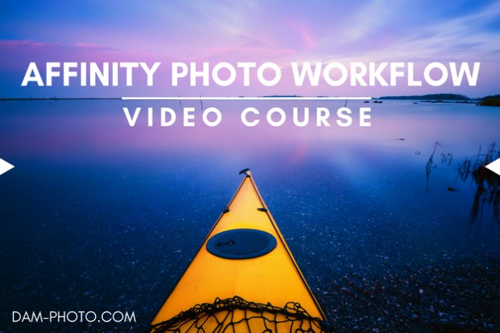 Affinity Photo Training Video Course