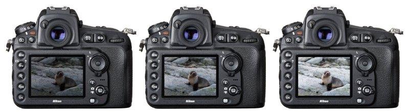 Nikon d810 monitor brightness and histogram