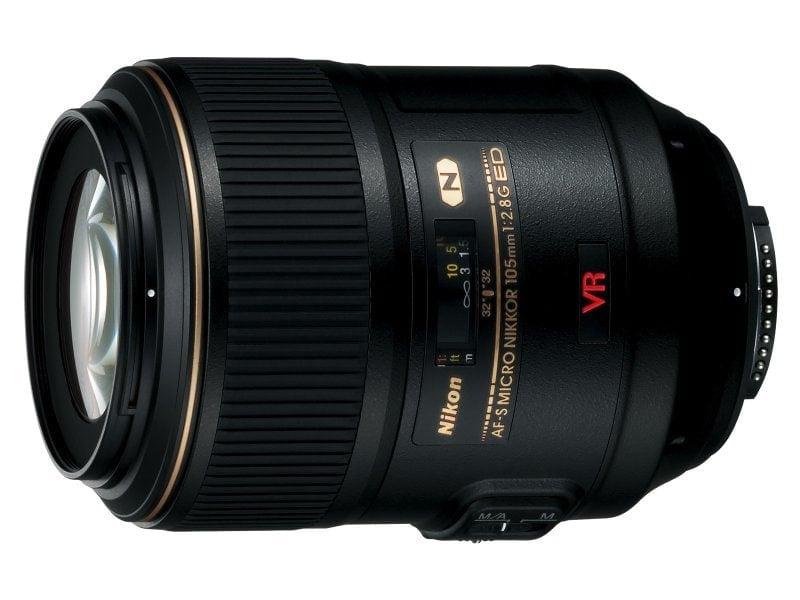 Macro photography - Nikon 105 mm f/2.8 macro lens