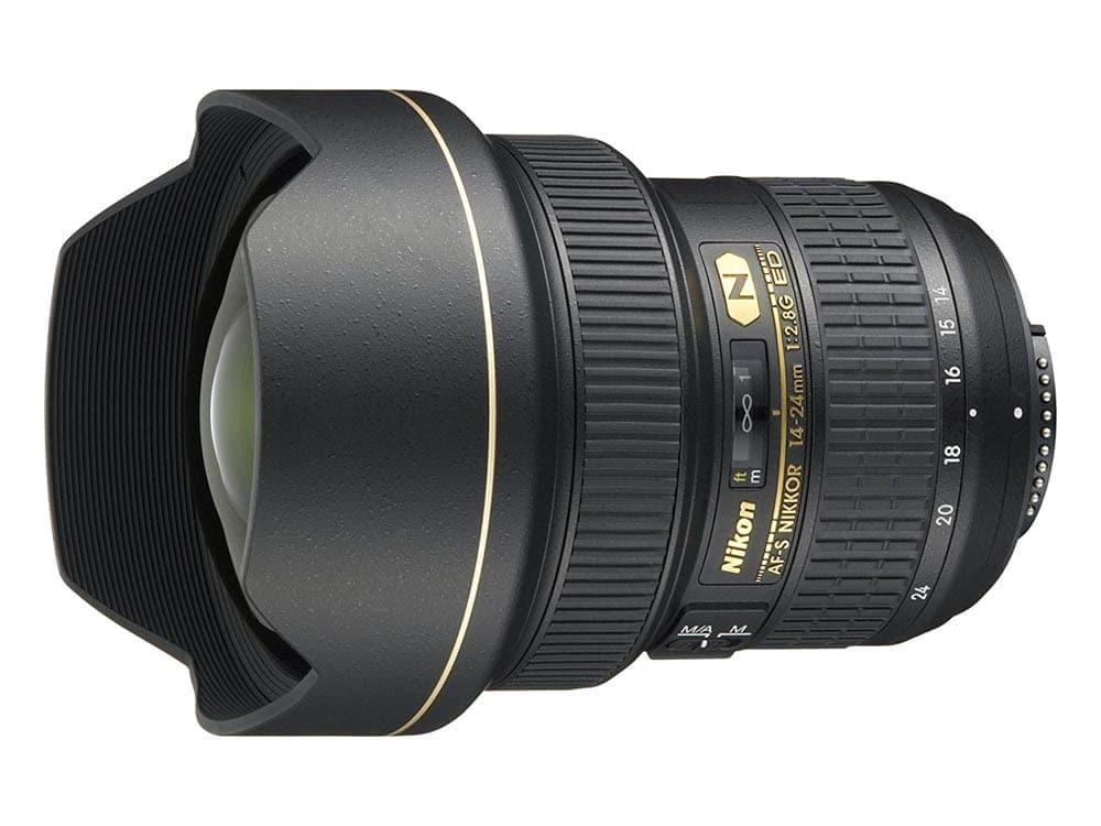 Nikon's AF-S Nikkor 14-24mm f/2.8G ED