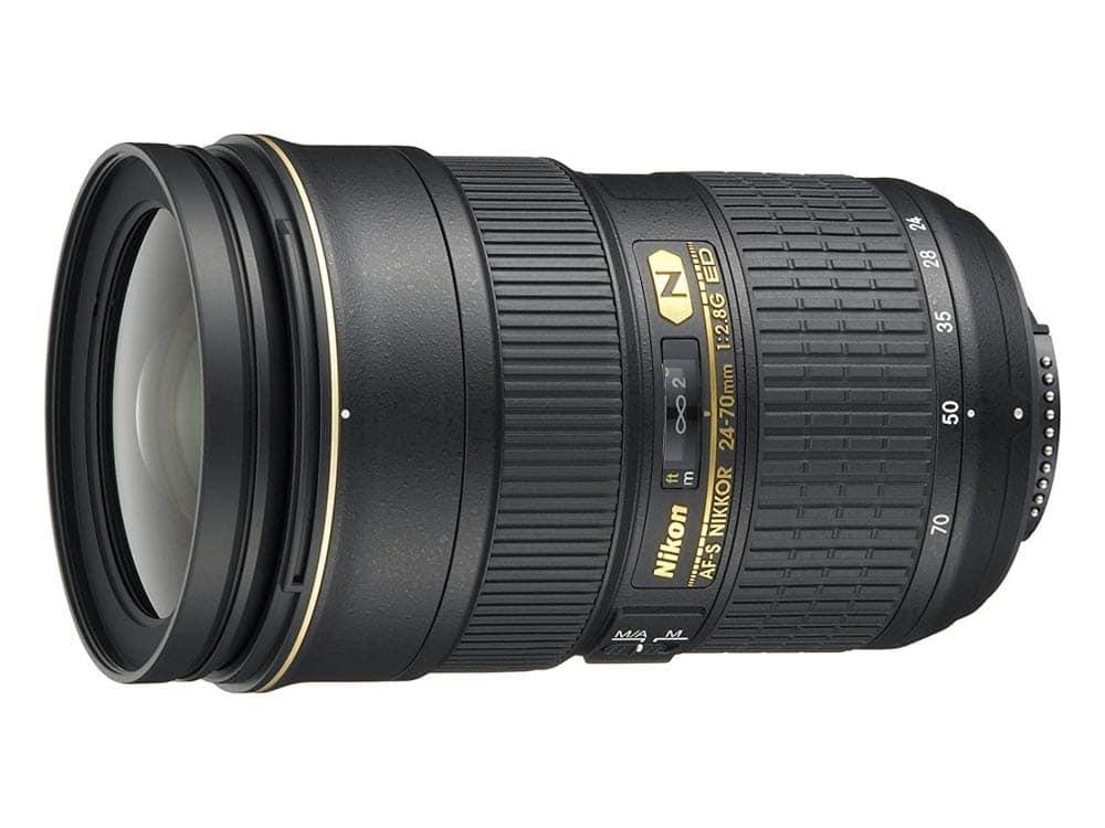 Nikon's AF-S Nikkor 24-70 mm f/2.8G ED