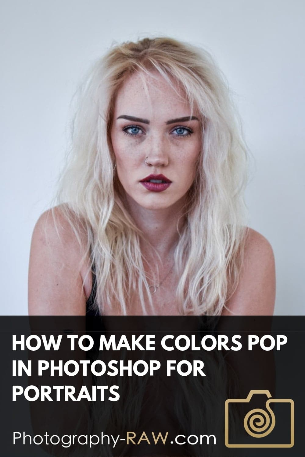 How to Make Colors Pop in Photoshop for Stand Out Portraits