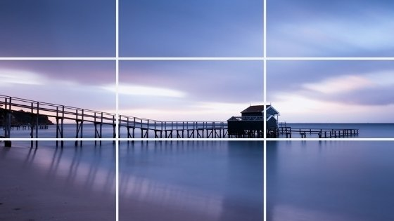 sample of Rule of thirds composition