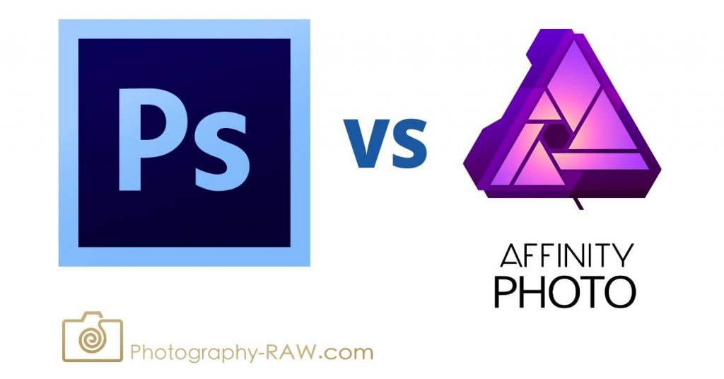 Photoshop vs Affinity Photo