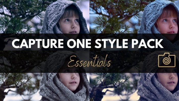 Capture One Style Pack