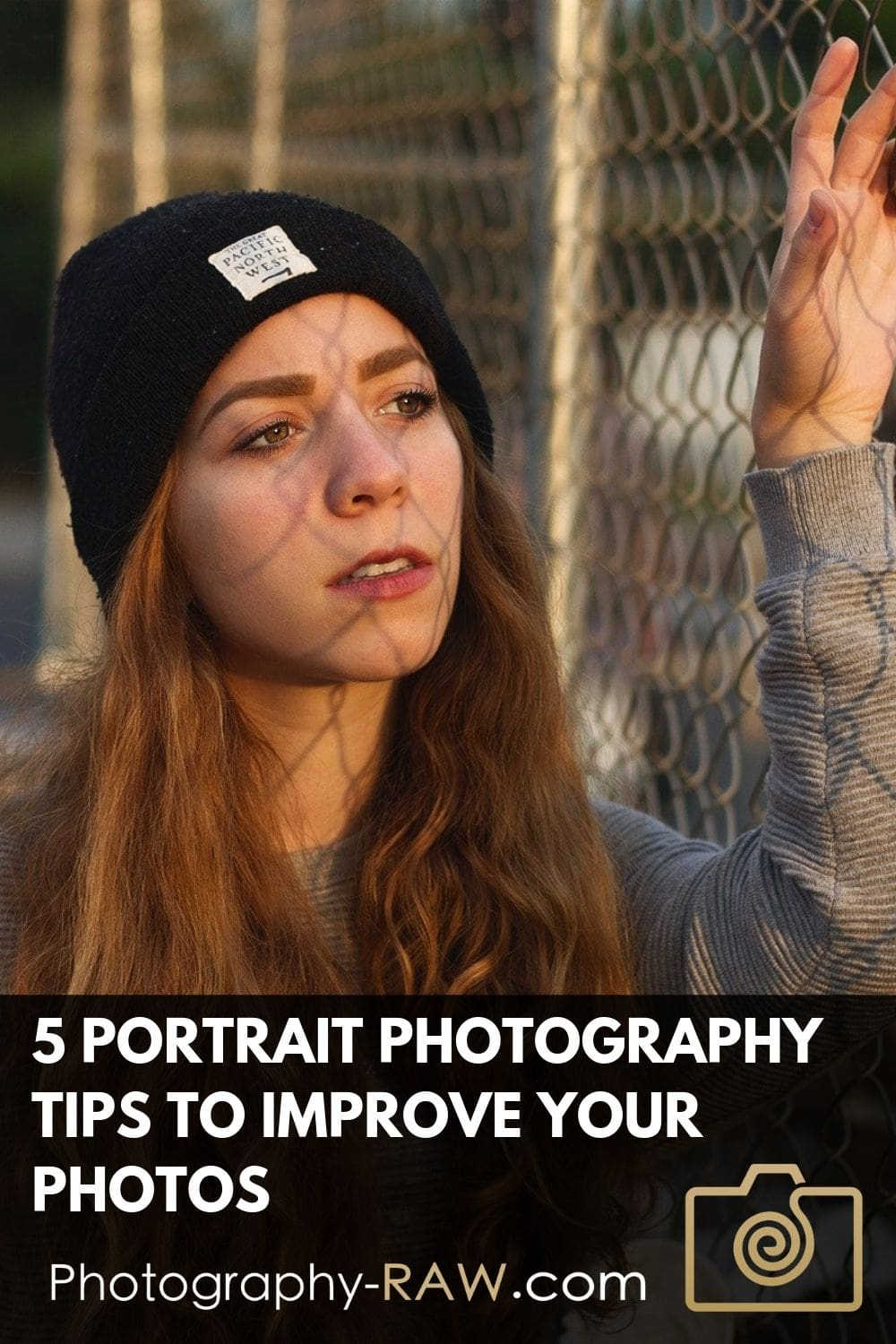 5 Portrait Photography Tips to Improve Your Portraits