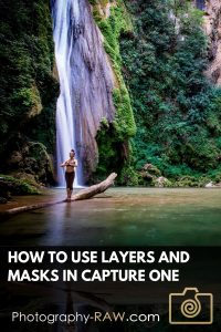 Capture One Layers and Masks