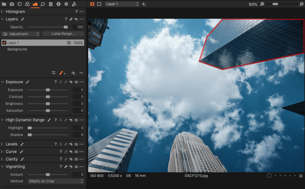 Using Layers in Capture One