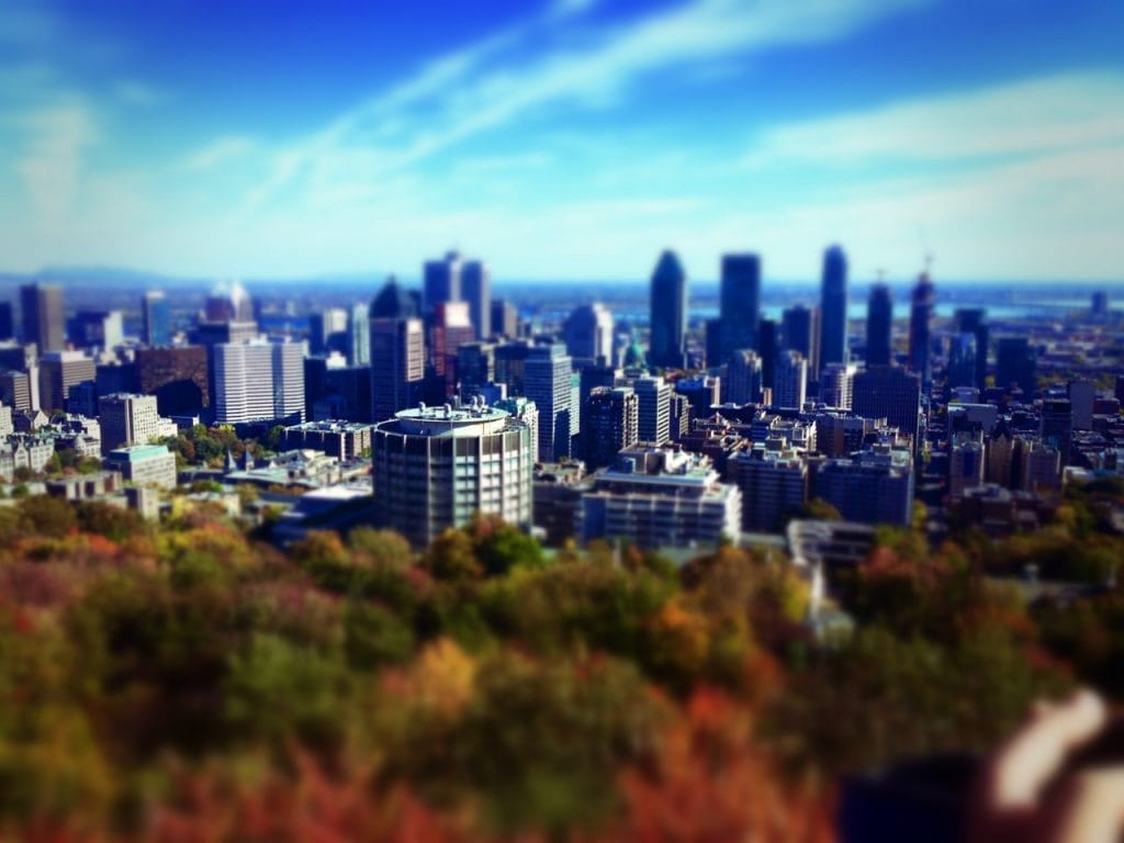 Tilt-shift photography for beginners