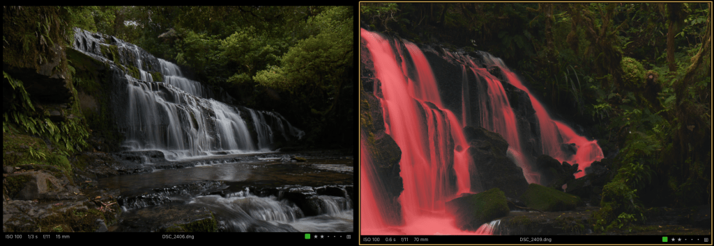 copy luminosity mask to other images in capture one pro 12