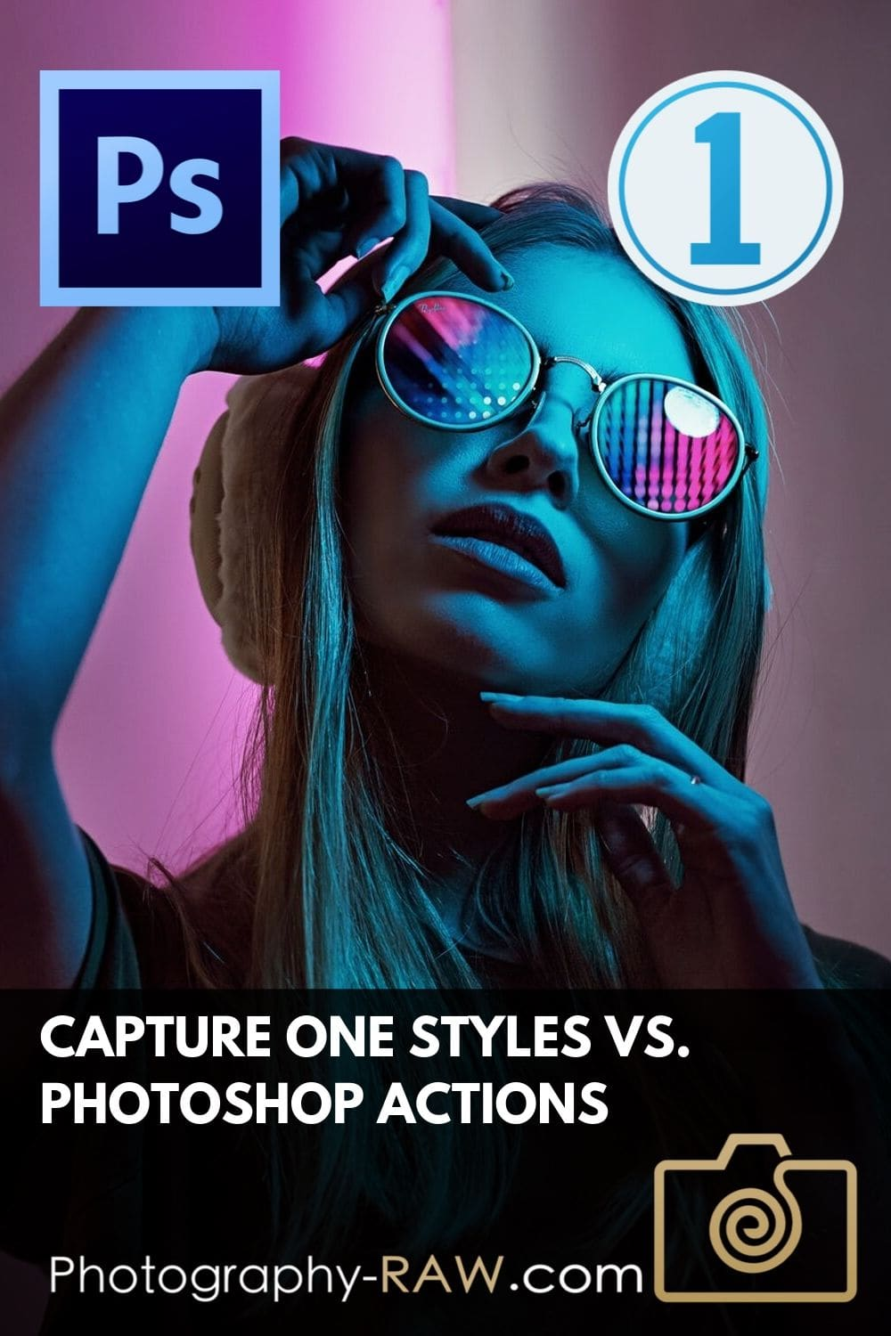 Get an in-depth look at the benefits and drawbacks of Photoshop actions vs. Capture One styles. Which should you use and when for an effecient workflow.