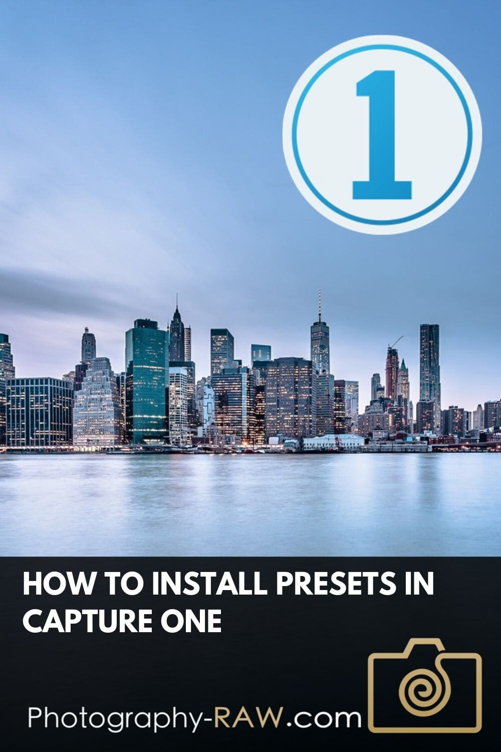 How to Install Presets in Capture One