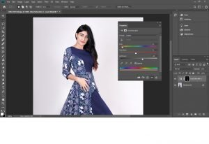 Change colors in Photoshop with select colors