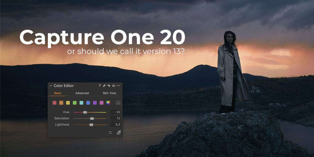 Capture One 20 – What's New