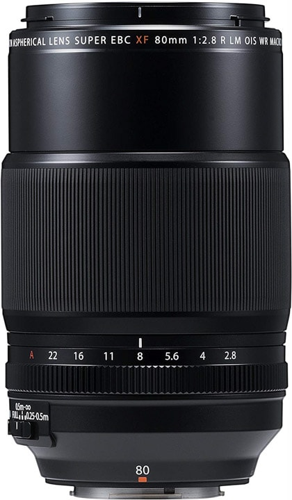 FujiFilm Macro lens