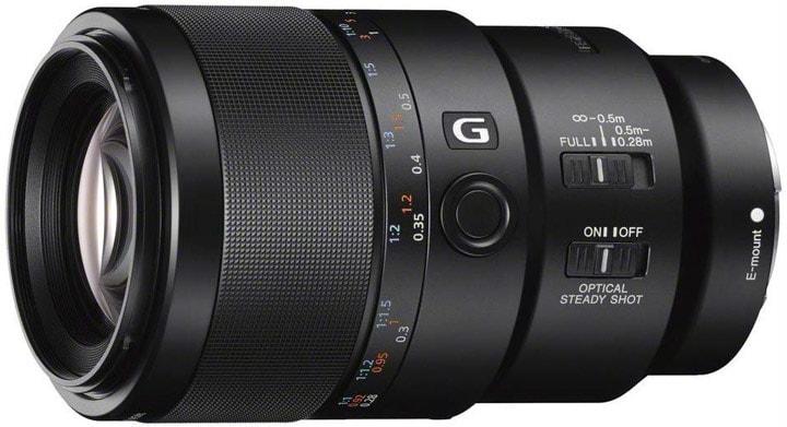 Sony macro lens