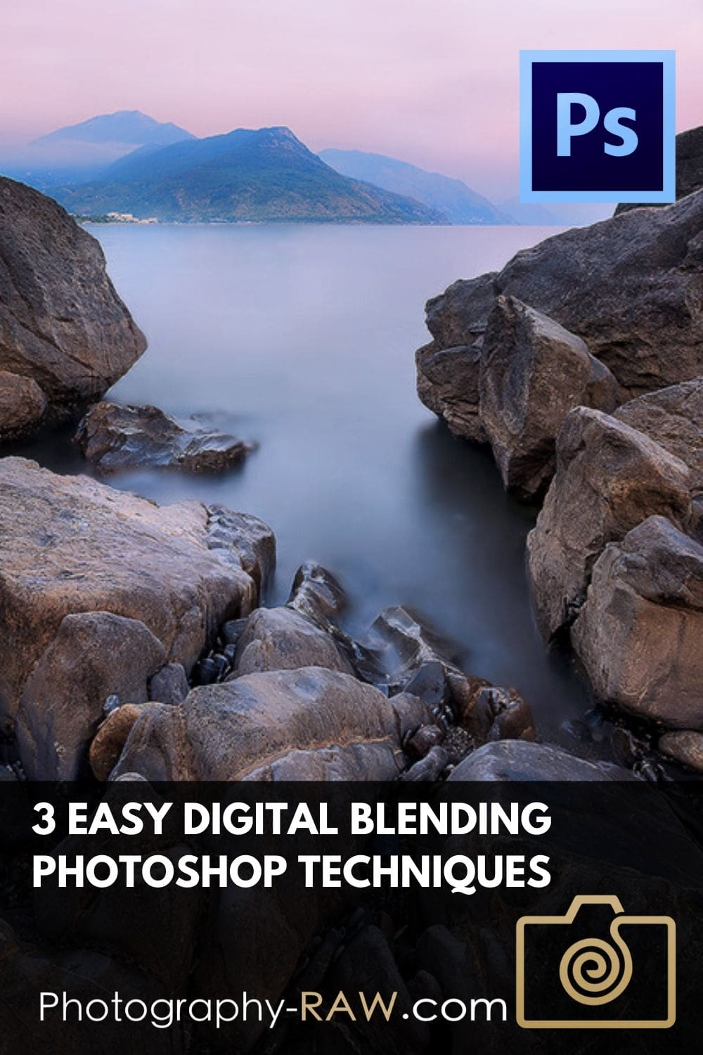 Learn how to blending multiple exposures into a single image in Photoshop. Digital blending is a popular technique used by many landscape photographers.