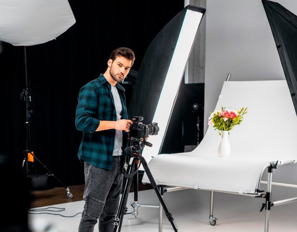 lighting is important in product photography