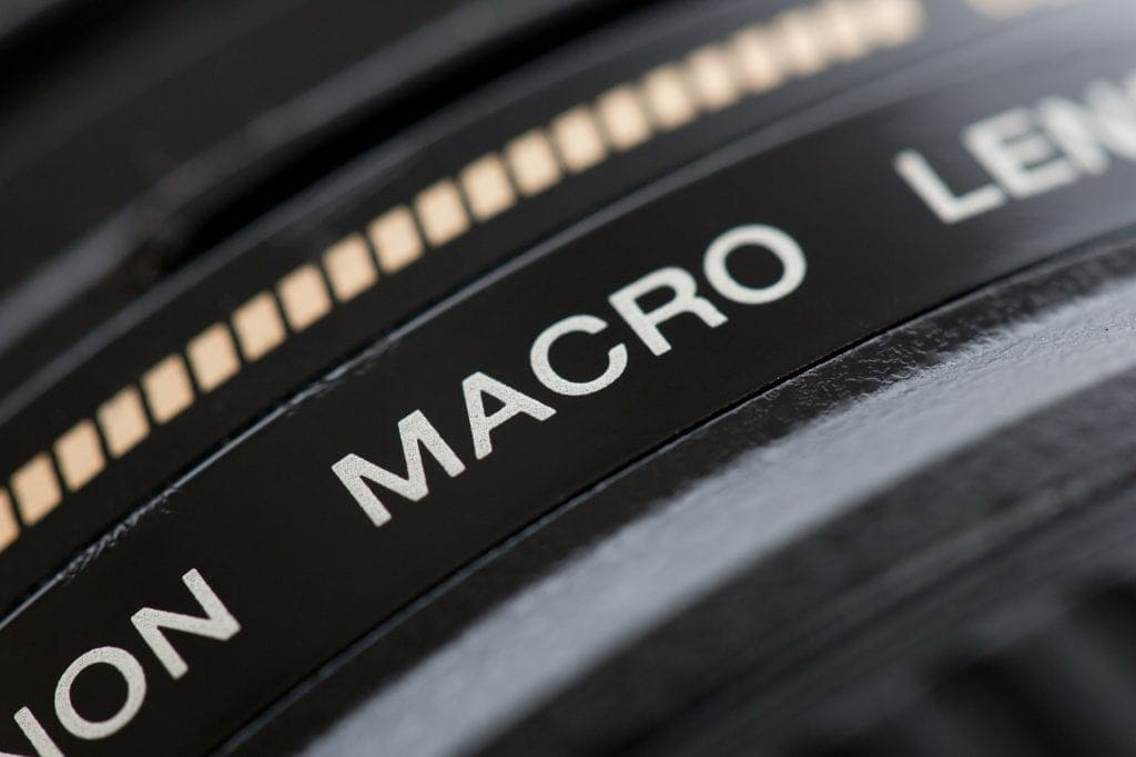 A dedicated macro photography lens can help you get better results.